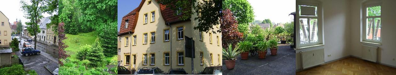 2-Raum-Wohnung in Oederan